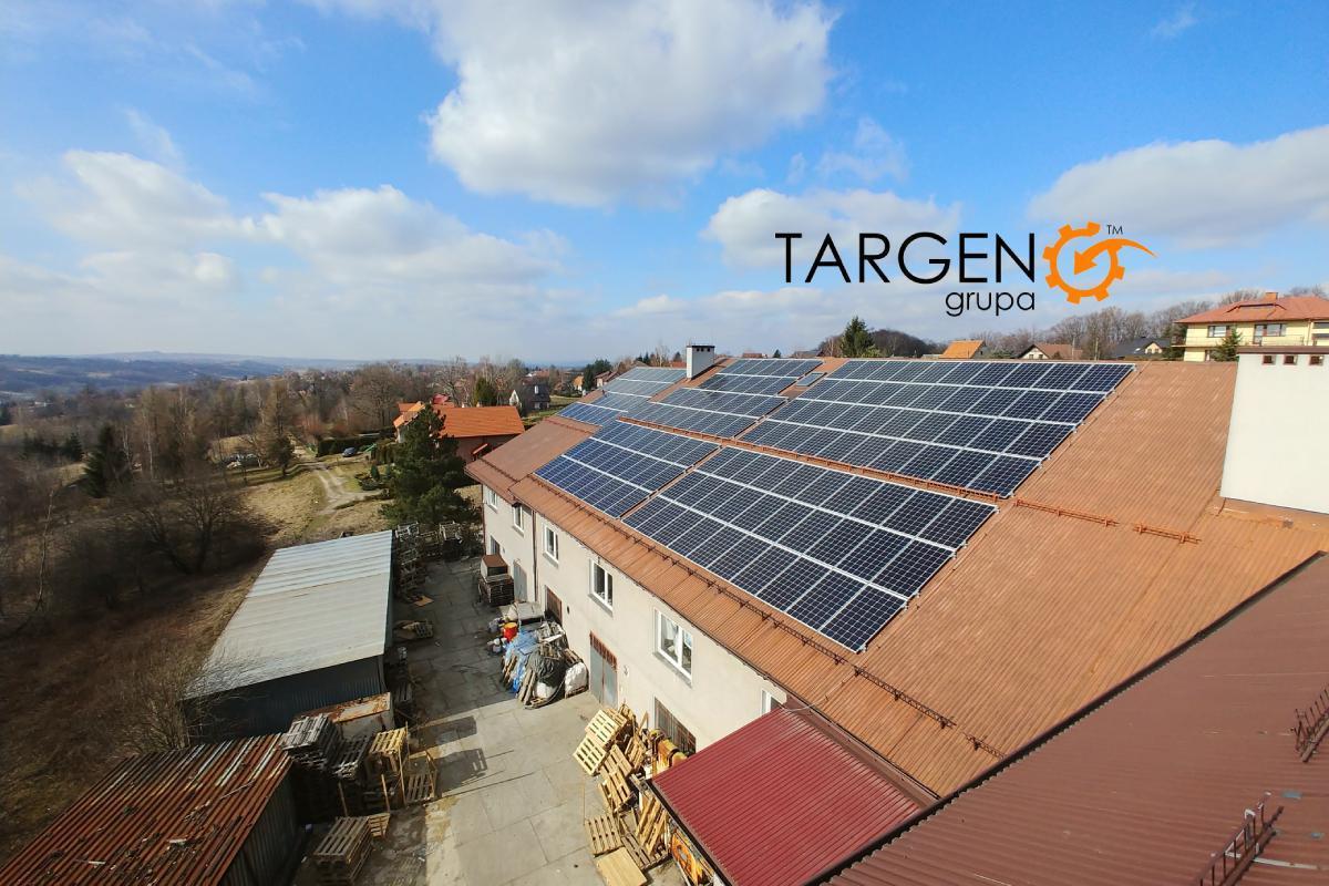 Instalacja fotowoltaiczna 46,8 kWp