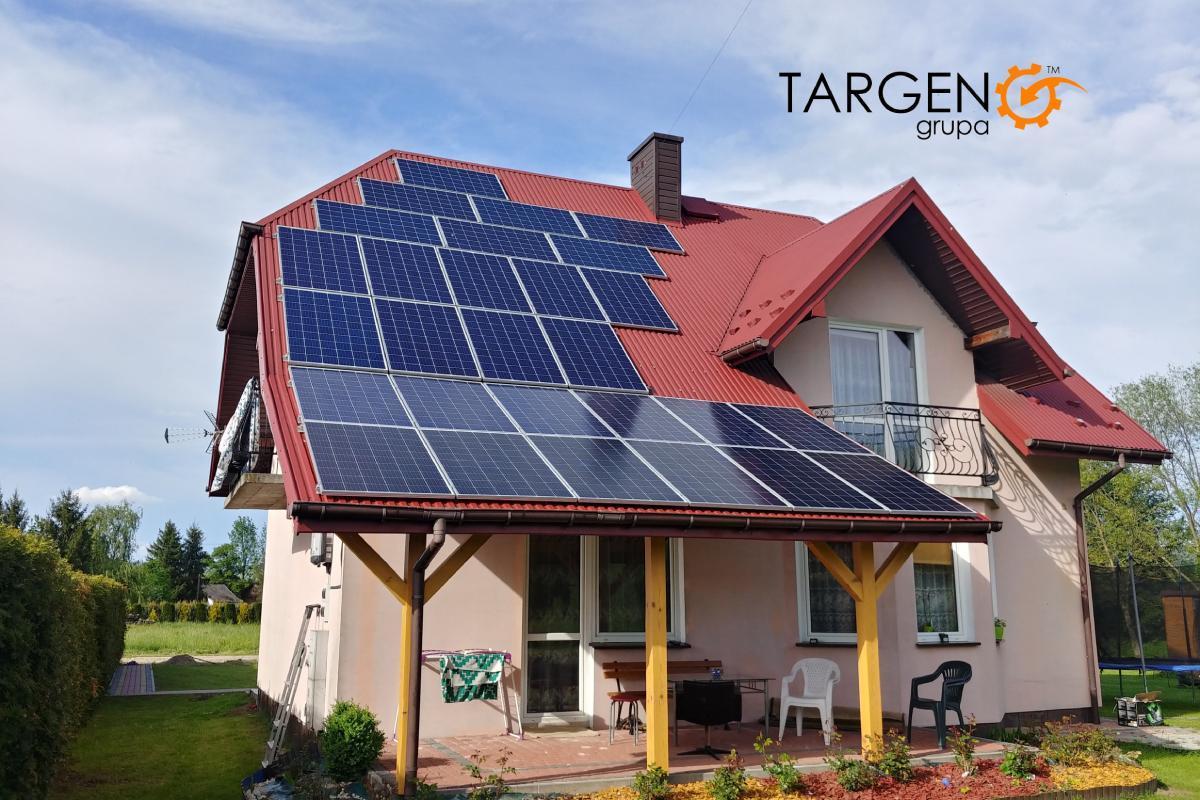 Instalacja fotowoltaiczna 7,98 kWp