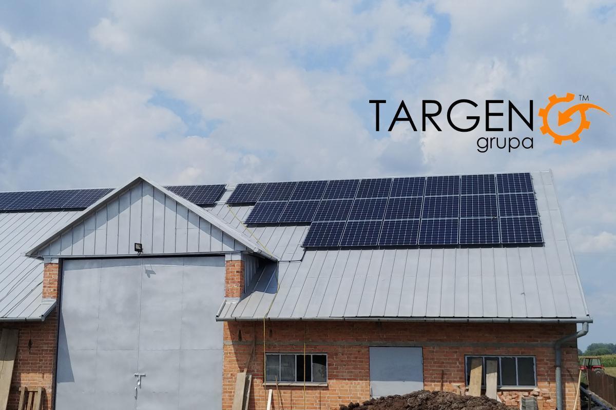 Instalacja fotowoltaiczna 9,92 kWp